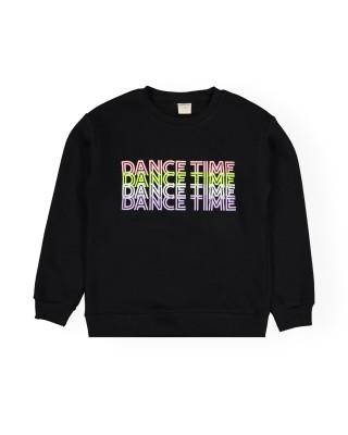 DANCE TIME BASKILI SWEAT 9-12 YAŞ